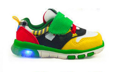 温州发光童鞋开发