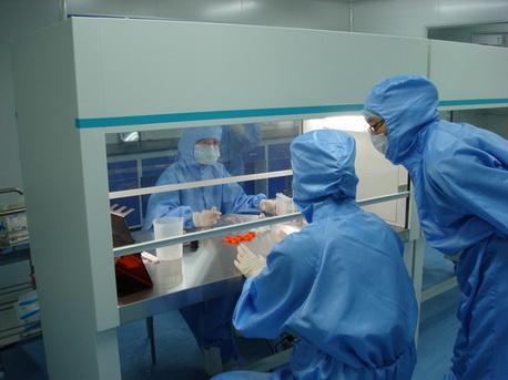 HIV实验室设计 DNA实验室规划标准
