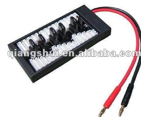 航模电池充电板,xt60并充板