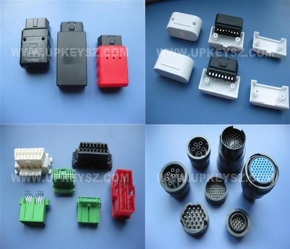 OBD插头,OBD连接器,OBD汽车诊断线束,OBD汽车连接线,