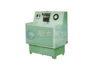 IDSY型电动试压泵-上海阳光泵业制造有限公司