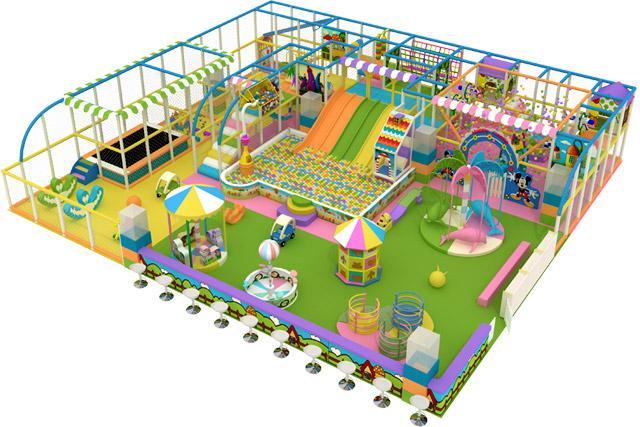 福州厦门宁德儿童乐园加盟儿童游乐场设备厂家