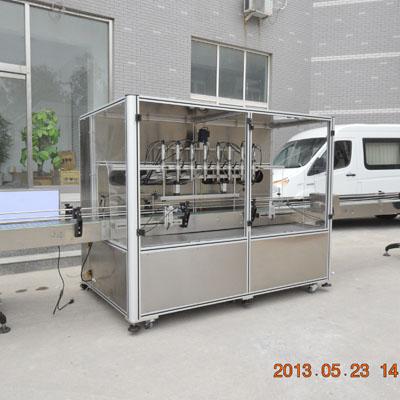山东饮料灌装机-芒果汁灌装机-玉米汁液体灌装机