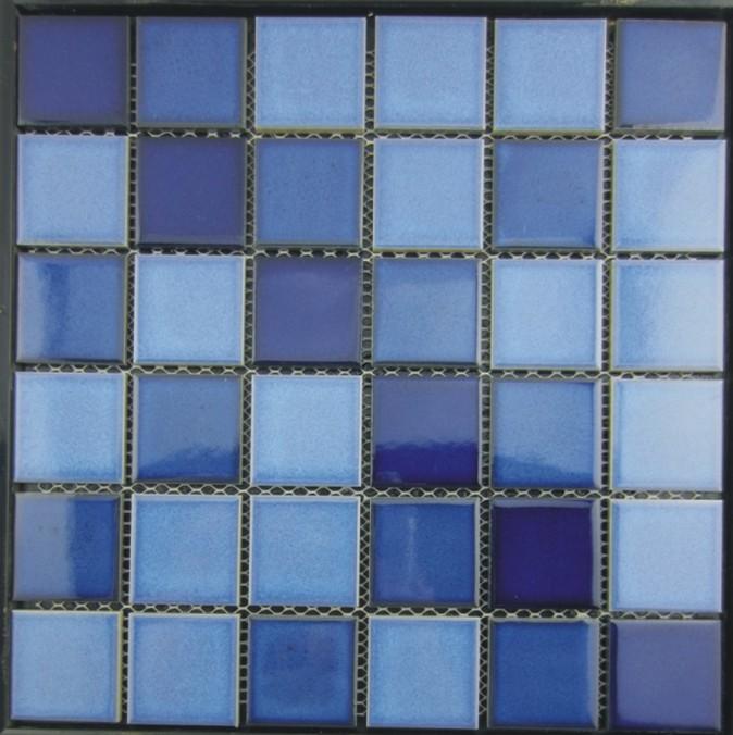 厂家直销-佛山陶瓷马赛克 泳池水池外墙瓷砖