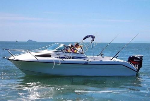 万豪580快艇、敞开快艇.580钓鱼艇
