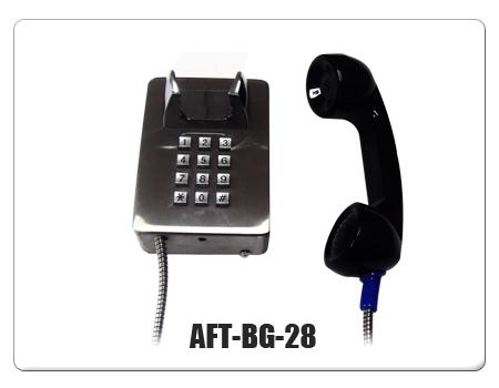在115db(音量单位:分贝)环境中通话清晰,密封性好; 5,电话机听筒挂钩