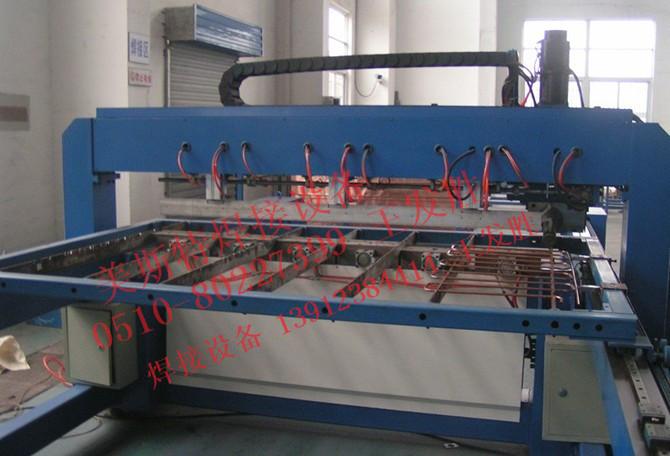 温州太阳能热水器集热板焊接机,杭州太阳能板芯太阳能集热板芯焊接