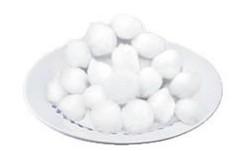 河北纤维球滤料 河北纤维球价格 批发除油纤维球
