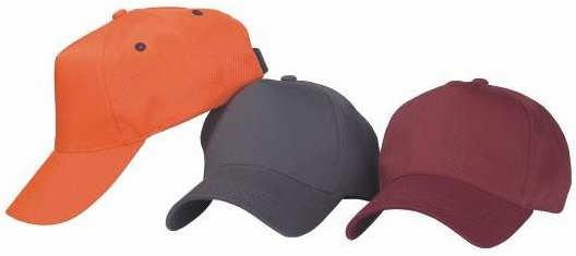 棒球帽工厂专业生产定制各类棒球帽