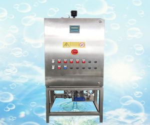 ZCY-H-II 型高浓度臭氧水机