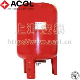 80L隔膜式气压罐(图)-ACOL