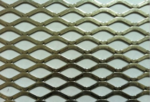 河北金属拉伸网,菱形钢板网厂家