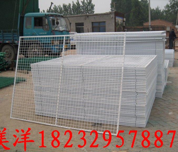 河北框架护栏网,框架临时隔离栅