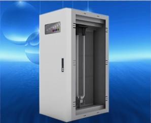 静电UV光触媒电子净化装置