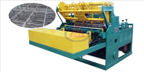 自动钢筋网排焊机