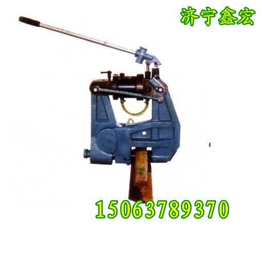 KKY-300液压钢轨挤孔机