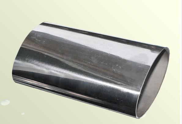 304不锈钢椭圆管10*20*1.5毫米
