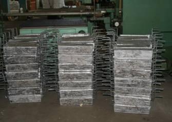 高效高活化耐高温铝阳极 铝牺牲阳极 铝合金阳极 铝合金牺牲阳极