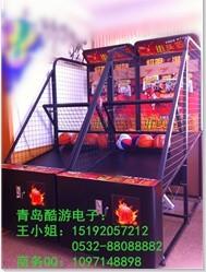 青岛儿童充气城堡出租摇摆机出租儿童投篮机出租