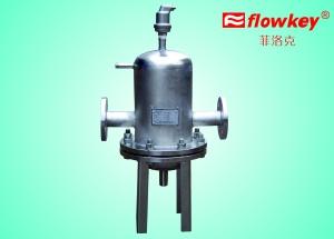 气体杂质分离器螺旋除污器