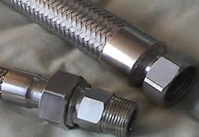 铠装金属软管