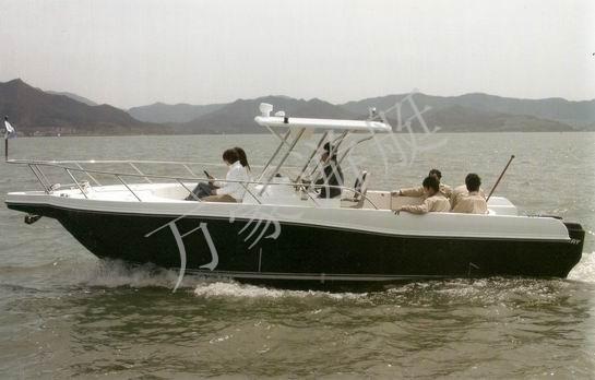 万豪750快艇、钓鱼艇、游艇、海钓艇
