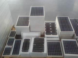 四川太阳能庭院灯, 太阳光伏发电机组