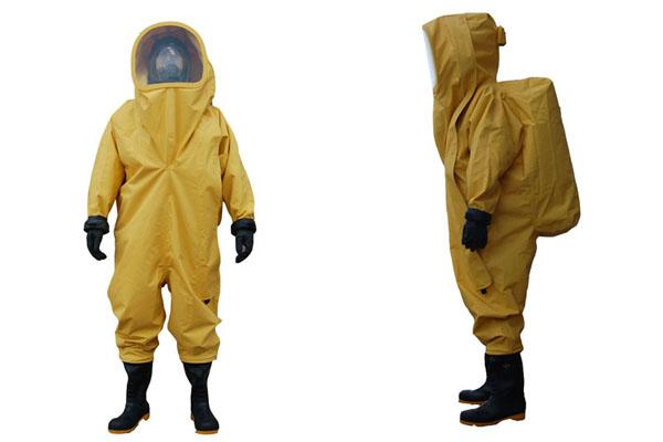 氨杜邦防护服、防化服TK554,一级抢险奶粉食品丙烯酰胺面具