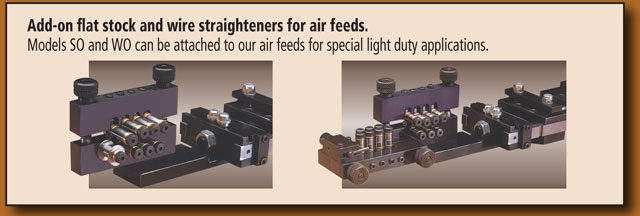 美国RAPID-AIR送料器型号TC3&TW6