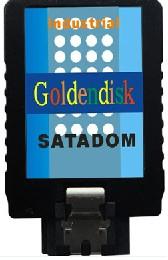 Goldendisk 深圳厂家SATADOM宽温电子硬盘