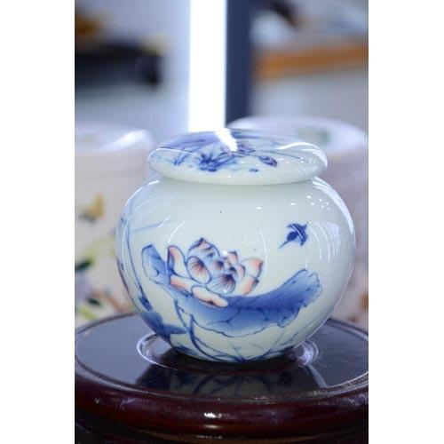 正宗景德镇陶瓷罐,陶瓷茶叶罐、陶瓷蜂蜜罐、食品罐,陶瓷调味罐