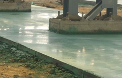 淄博周村金刚砂硬化地坪每平米的价格控制在多少