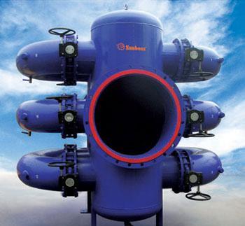 100-200集成型离子棒水处理器