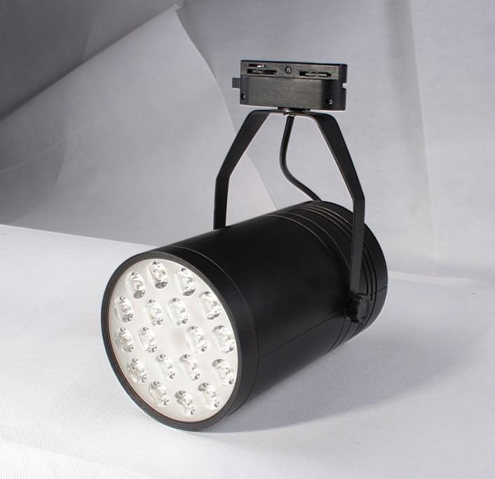 新款LED轨道灯LED导轨灯生产厂家工厂