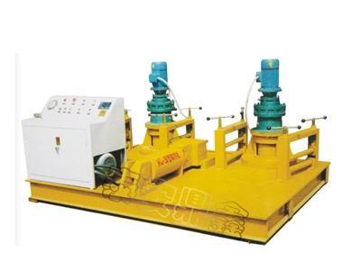 山东供应工字钢冷弯机系列
