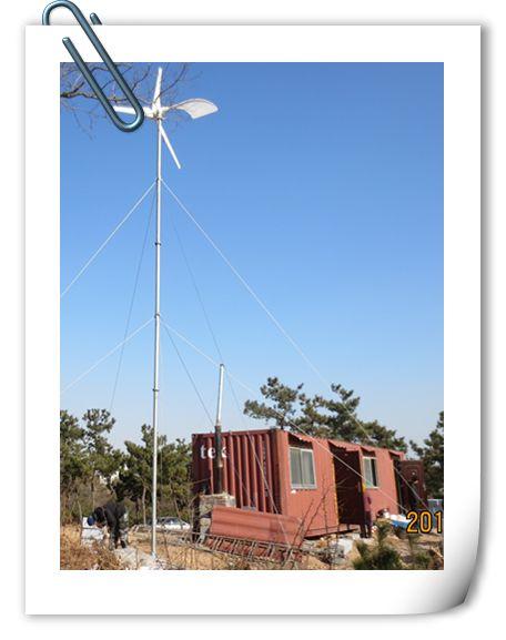 1000w家用船用小型风力发电机