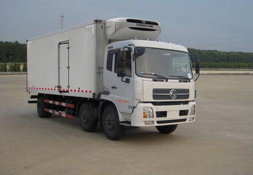 厢长8米6东风天锦大型国四冷藏车厂家直销