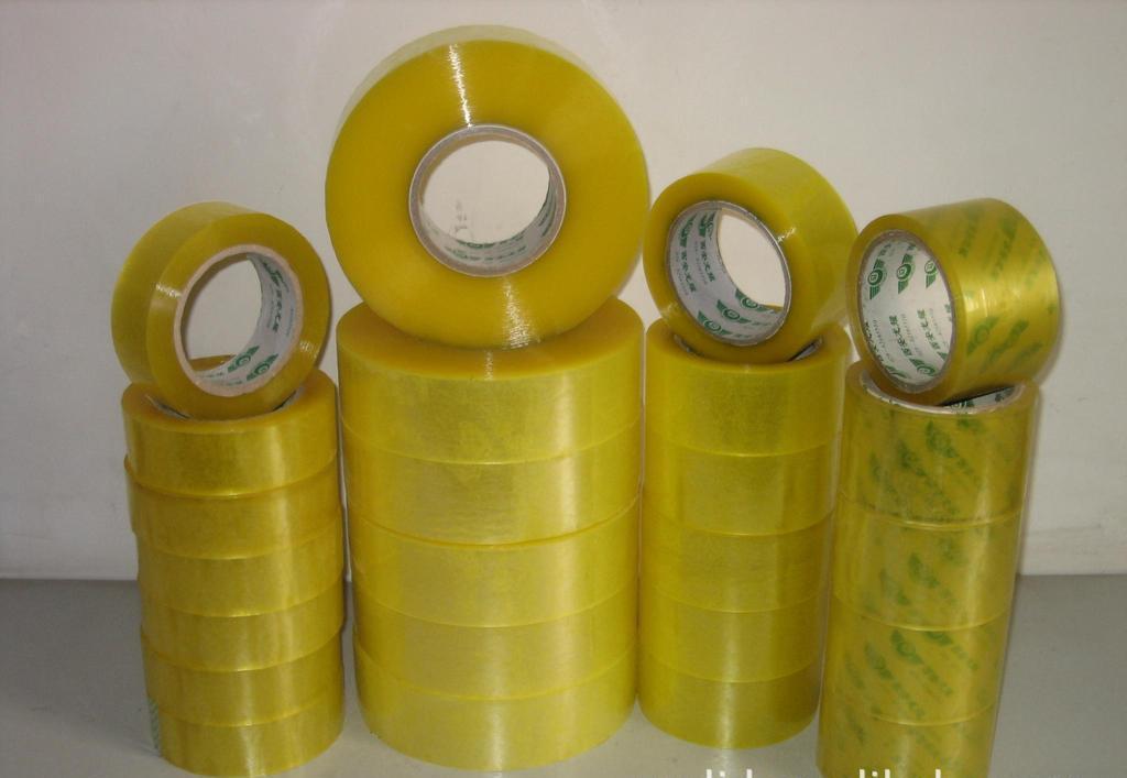 厂家直销透明封箱胶/印刷封箱胶带