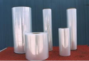 PVC热收缩膜 POF环保收缩膜