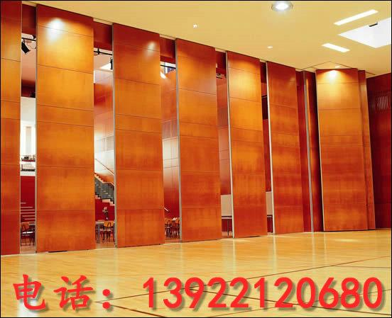 厂家直供酒店酒楼会议室移动屏风推拉门折叠门折叠屏风吊趟门