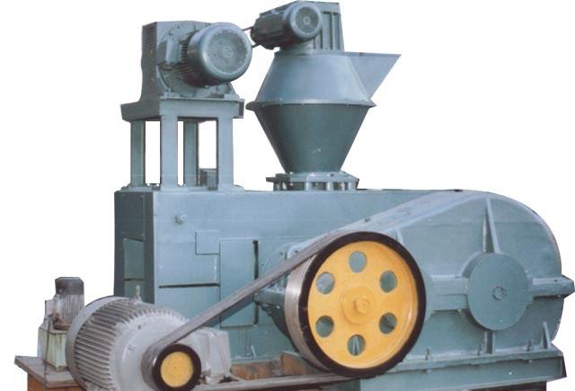 供应脱硫石膏压球机压制石膏粉料作水泥缓凝剂