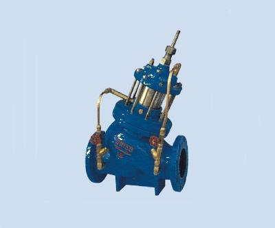 BYDS101X活塞式多功能水泵控制阀