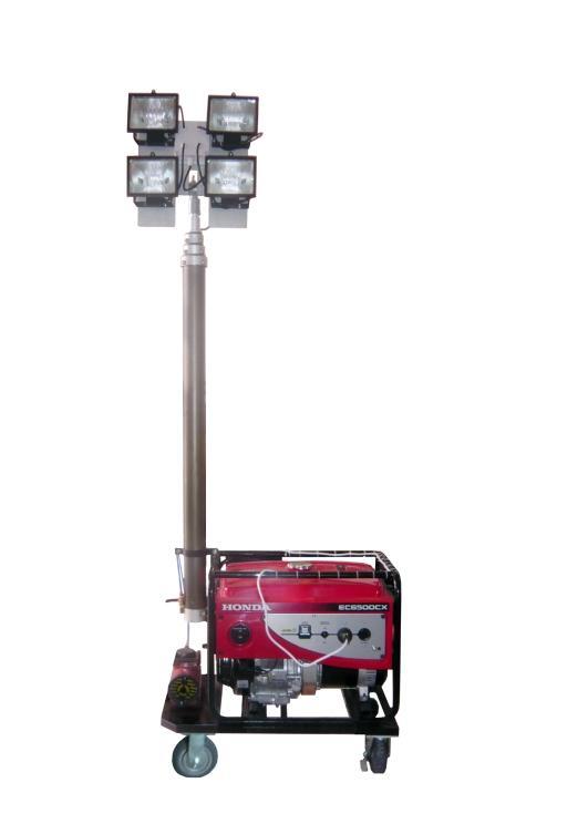 SFW6110移动照明车【】自动泛光工作灯