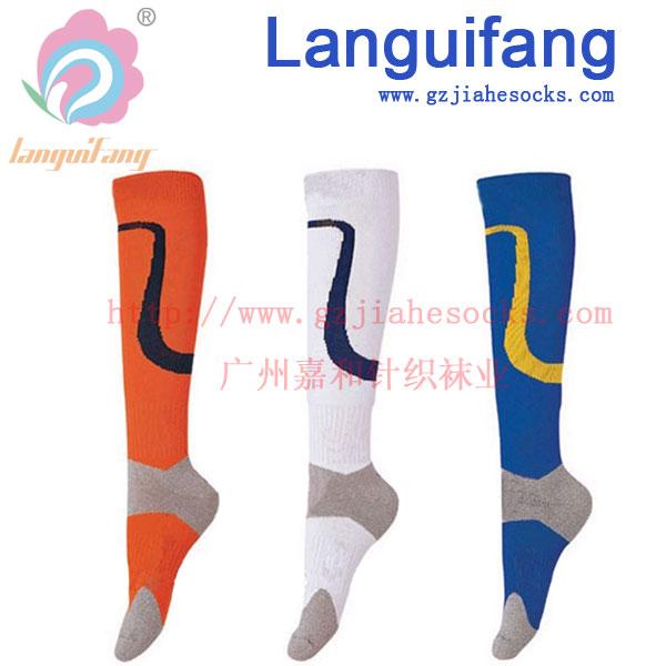 最新款吸汗透气运动袜足球袜篮球袜厂家生产定做