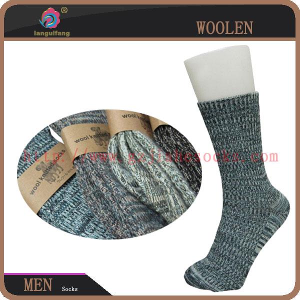 花纱羊毛袜工厂出口加厚兔羊毛袜,男女式羊毛袜,儿童羊毛袜