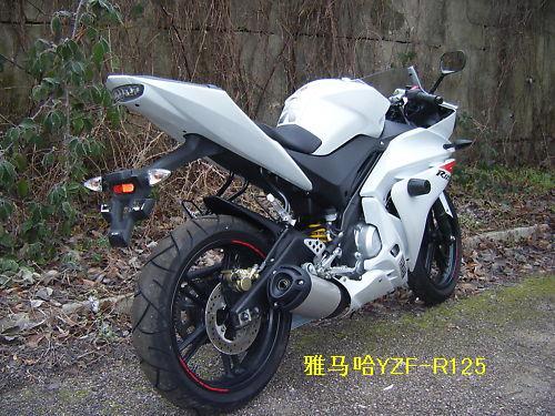 供应全新原装进口雅马哈天剑YBR125摩托车