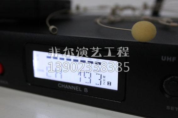 广州无线演出咪租赁非尔音响租赁