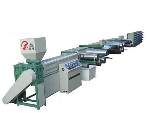 优惠销售SJ-L系列塑料扁丝拉丝机专家