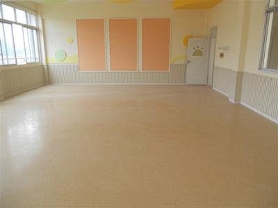 幼儿园用地板,幼儿园用pvc地胶,幼儿园塑料地板