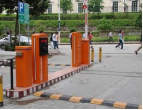 商场停车系统 一进一出停车场收费系统 小区停车场收费系统